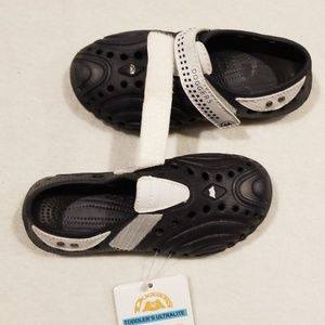 Doggers Shoes - Toddler Doggers Ultralite, Navy and White